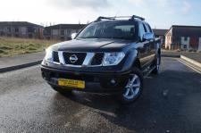 Nissan Navara in Botswana