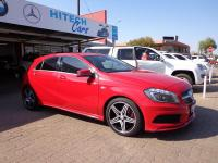Used Mercedes-Benz A class in Botswana