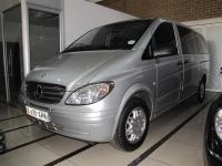 Mercedes-Benz Vito in Botswana