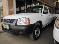 Used Nissan Hardbody in Botswana