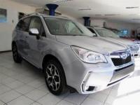 Subaru Forester in Botswana