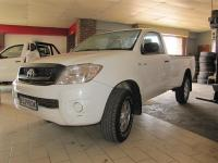 Used Toyota Hilux in Botswana