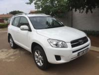Used Toyota RAV4 in Botswana