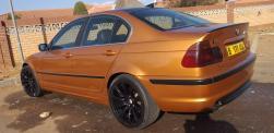 BMW 328 MSPORT for sale in Botswana - 2