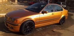 BMW 328 MSPORT for sale in Botswana - 3