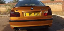 BMW 328 MSPORT for sale in Botswana - 4