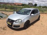 Golf 5 for sale in Botswana - 0
