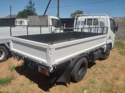 Hino Dutro for sale in Botswana - 3