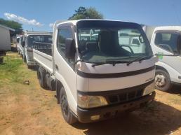 Hino Dutro for sale in Botswana - 4