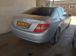 Mercedes Benz C180 for sale in Botswana - 6