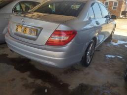 Mercedes Benz C180 for sale in Botswana - 1