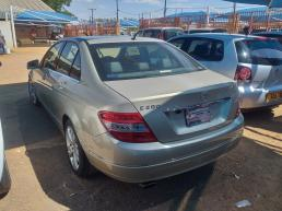 Mercedes Benz C200 for sale in Botswana - 1