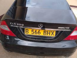Mercedes Benz CLS 350 AMG for sale in Botswana - 2