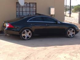 Mercedes Benz CLS 350 AMG for sale in Botswana - 5