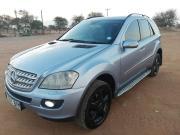 Mercedes Benz ML350 for sale in Botswana - 4