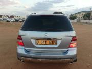 Mercedes Benz ML350 for sale in Botswana - 7