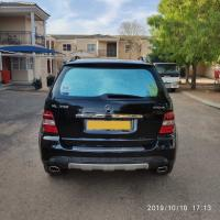 Mersedes-Benz ML-350 4Matic for sale in Botswana - 4