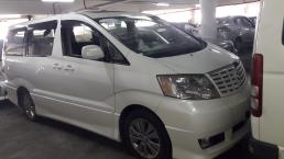 New Toyota Alphard for sale in Botswana - 6