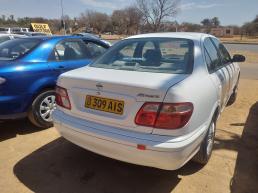 Nissan Almera for sale in Botswana - 5