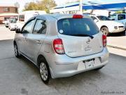 NISSAN MARCH for sale in Botswana - 5