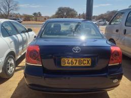 Toyota Avensis for sale in Botswana - 1