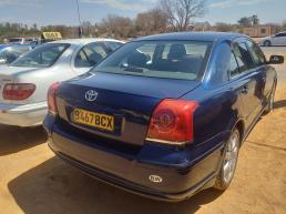 Toyota Avensis for sale in Botswana - 2