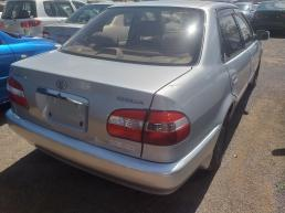Toyota Corrolla for sale in Botswana - 4