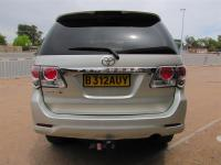 Toyota Fortuner for sale in Botswana - 4