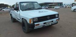 Toyota Hilux for sale in Botswana - 7