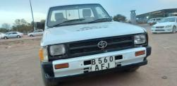 Toyota Hilux for sale in Botswana - 8