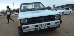 Toyota Hilux for sale in Botswana - 11