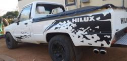 Toyota Hilux for sale in Botswana - 15