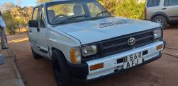 Toyota Hilux for sale in Botswana - 16