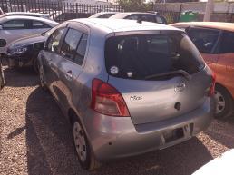 TOYOTA VITZ for sale in Botswana - 3