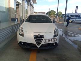 Used Alfa Romeo Giulietta Quadrifoglio Verde Squadra Corse for sale in Botswana - 0