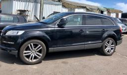 Used Audi Q7 for sale in Botswana - 1