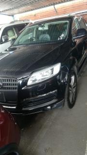 Used Audi Q7 for sale in Botswana - 6