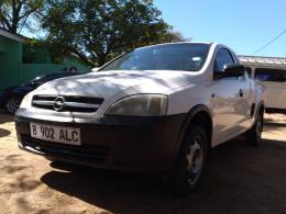 Used Chevrolet Corsa for sale in Botswana - 10