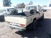 Used damaged runner Toyota Land Cruiser for sale in Botswana - 6