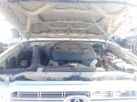 Used damaged runner Toyota Land Cruiser for sale in Botswana - 11