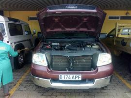 Used Ford F-150 for sale in Botswana - 4