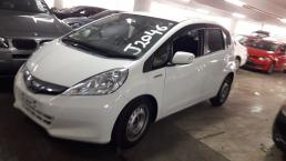 Used Honda Fit for sale in Botswana - 4