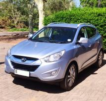 Used Hyundai ix35 for sale in Botswana - 0