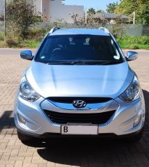 Used Hyundai ix35 for sale in Botswana - 2