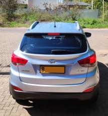 Used Hyundai ix35 for sale in Botswana - 4
