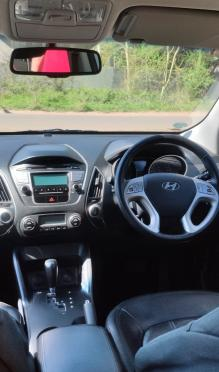 Used Hyundai ix35 for sale in Botswana - 7