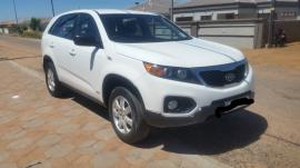 Used Kia Sorento for sale in Botswana - 0