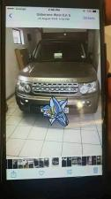 Used Land Rover Discovery 4 for sale in Botswana - 3