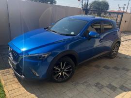 Used Mazda CX-3 for sale in Botswana - 13