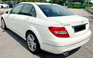 Used Mercedes-Benz C180 for sale in Botswana - 1